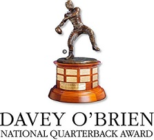 Davey O'Brien Award Logo